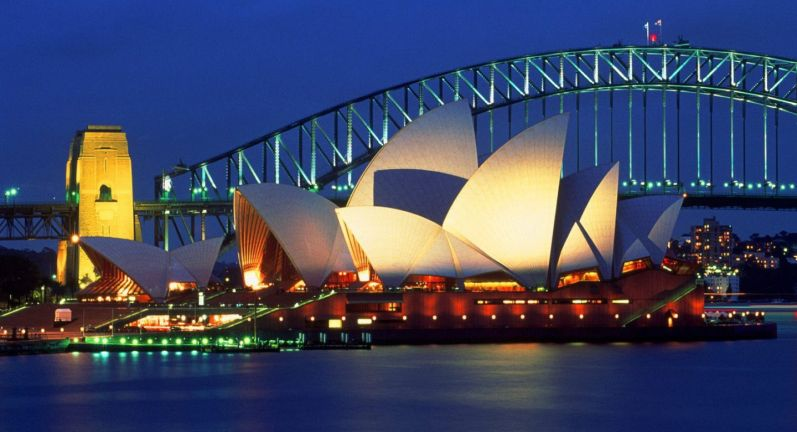 AUSTRALIA & NEW ZEALAND LOVELY SYDNEY aus1