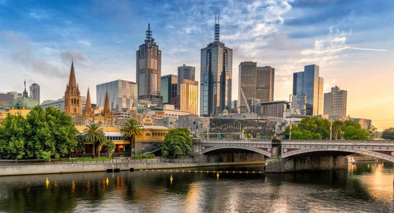 AUSTRALIA & NEW ZEALAND AWESOME MELBOURNE